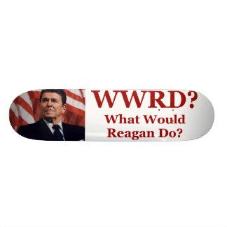 WWRD? SKATEBOARD DECK