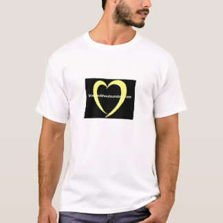 WWS Yellow Heart T-Shirt