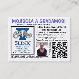 5linx business cards zazzle 5linxl533845 be your own boss business card colourmoves