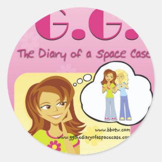 www.bbotw.comwww.ggthe... classic round sticker