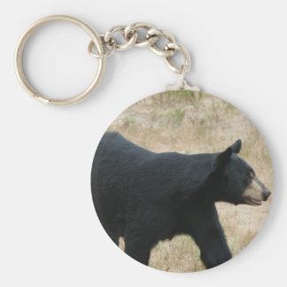 www.blackbearsite.com basic round button keychain