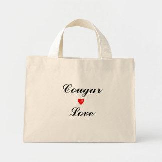 www.CougarInternational.com Cougar/Cub Clothing Mini Tote Bag