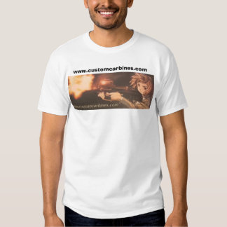www.customcarbines.com tee shirt