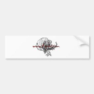 www.d-p-art.com bumper sticker