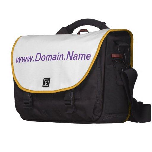 www.Domain.Na yo bolso del ordenador Bolsa De Ordenador