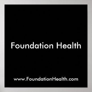 www.FoundationHealth.com Poster