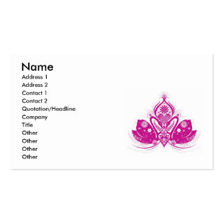 www.Garcya.us_000005912172, Name, Address 1, Ad... Double-Sided Standard Business Cards (Pack Of 100)