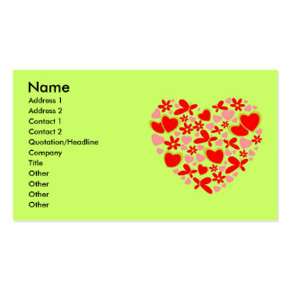 www.Garcya.us_25024465, Name, Address 1, Addres... Double-Sided Standard Business Cards (Pack Of 100)