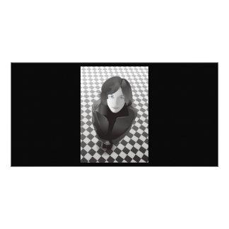 www.Garcya.us_Girls-104 Personalized Photo Card