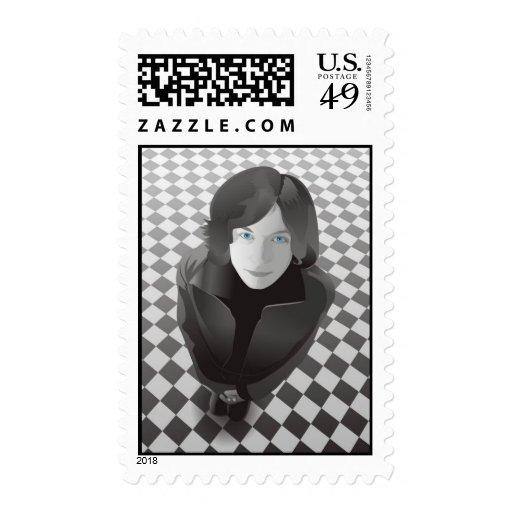 www.Garcya.us_Girls-104 Postage Stamps
