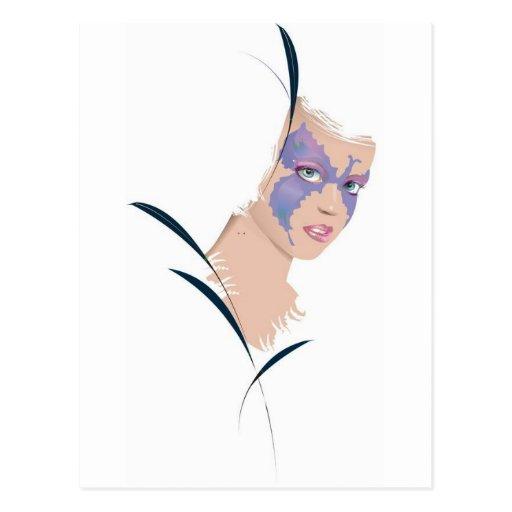 www.Garcya.us_Girls-87 Postcard