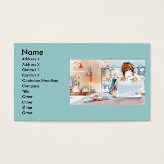 www.Garcya.us_stylish_people_6_800x600, Name, A... Business Card