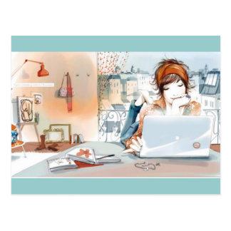 www.Garcya.us_stylish_people_6_800x600 Post Card