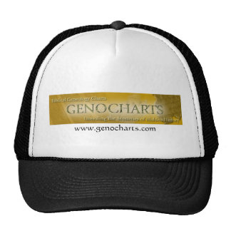 www.genocharts.com trucker hat