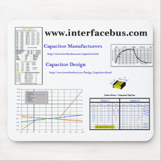 www.interfacebus.com, Capacitor Manufacturers, ... Mouse Pad