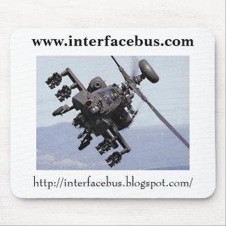www.interfacebus.com mouse pad