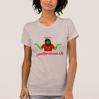 www.LookBeyond.US- T-Shirt