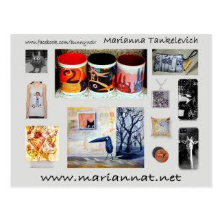 www.mariannat.net postcard