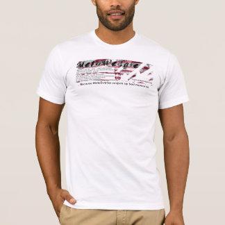 www.metawedgie.com T-Shirt