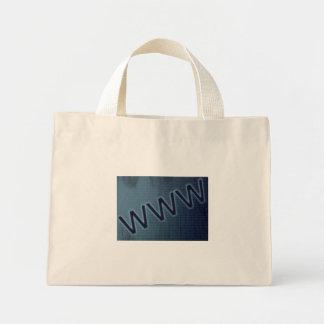 www mini tote bag