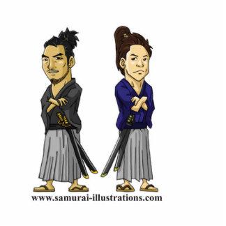 www.samurai-illustrations.com cutout