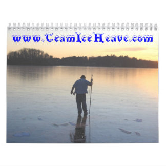 www TeamIceHeave com 2010 Calendar