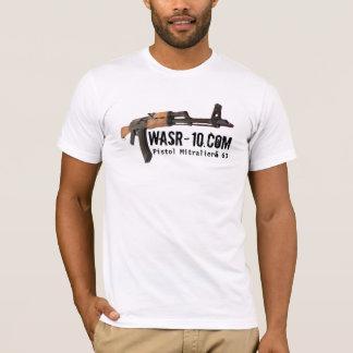 WWW.WASR-10.COM - Pistol Mitralieră 63 T-Shirt