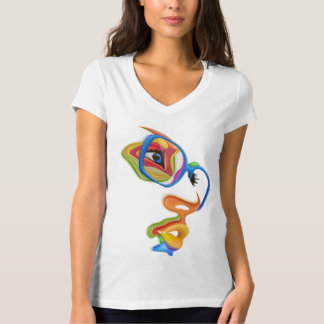 www.zrcebea.ch apparel - colored face T-Shirt