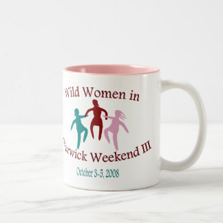 WWWW3 Pink Mug - No Quote on back