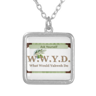 WWYD - Olive Branch - Green and Brown Pendants