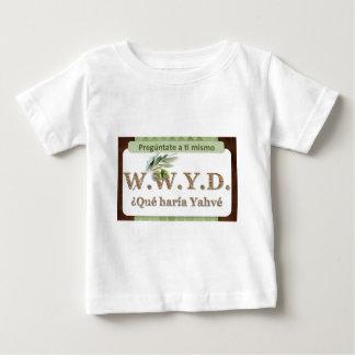 WWYD - ¿Qué haría Yahvé T-shirt