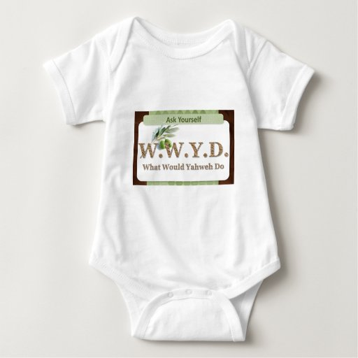 WWYD - Rama de olivo - verde y Brown T-shirts