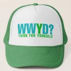 WWYD TRUCKER HAT