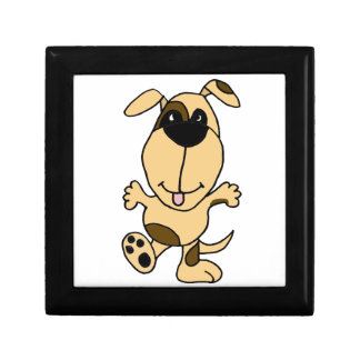 WX- Dancing Puppy Dog Cartoon Gift Boxes