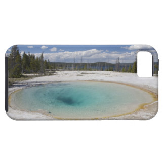WY, Yellowstone National Park, West Thumb Geyser iPhone SE/5/5s Case