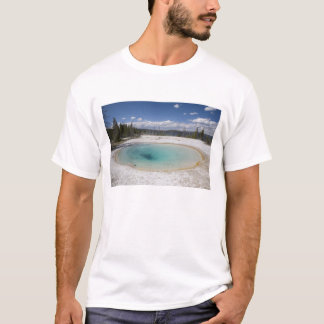 WY, Yellowstone National Park, West Thumb Geyser T-Shirt