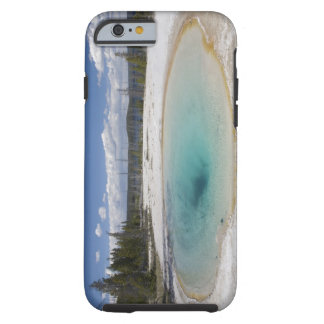 WY, Yellowstone National Park, West Thumb Geyser Tough iPhone 6 Case