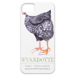 WYANDOTTE HEN, tony fernandes iPhone SE/5/5s Case