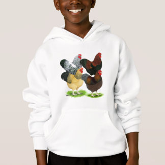 Wyandotte:  Rooster Assortment Hoodie