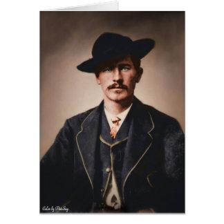 Wyatt Earp 1848-1929 Card