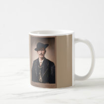 Wyatt Earp 1848-1929 Coffee Mug
