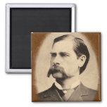 Wyatt Earp American Frontier Magnet