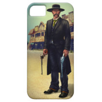 Wyatt Earp iPhone SE/5/5s Case