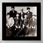 Wyatt Earp & Co Print