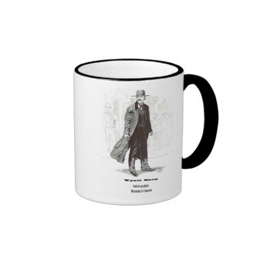 Wyatt Earp Coffee Mugs