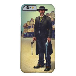 Wyatt Earp Funda De iPhone 6 Barely There