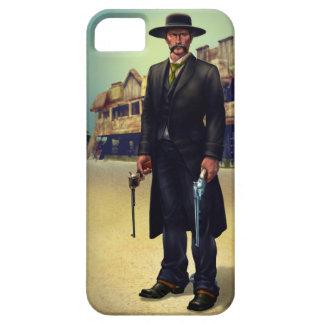 Wyatt Earp Funda Para iPhone SE/5/5s