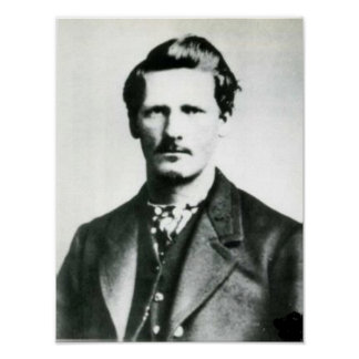 Wyatt Earp Old West Print