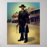 Wyatt Earp Póster