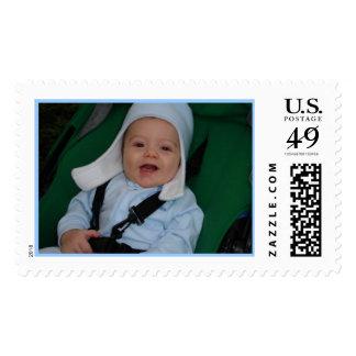 wyatt smile postage stamp